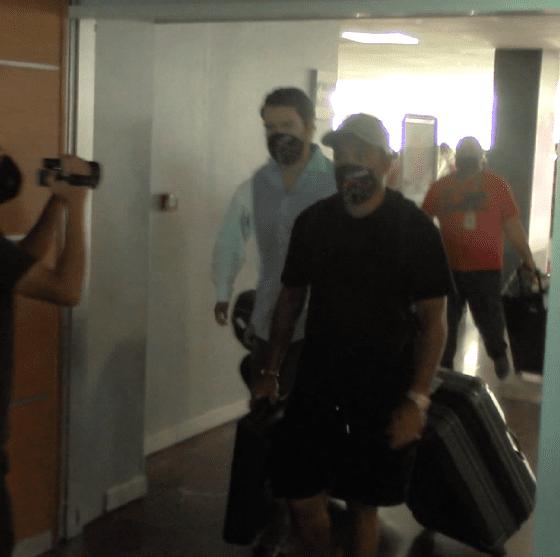 Marco Fabián llegó a Juárez. Foto: Twitter