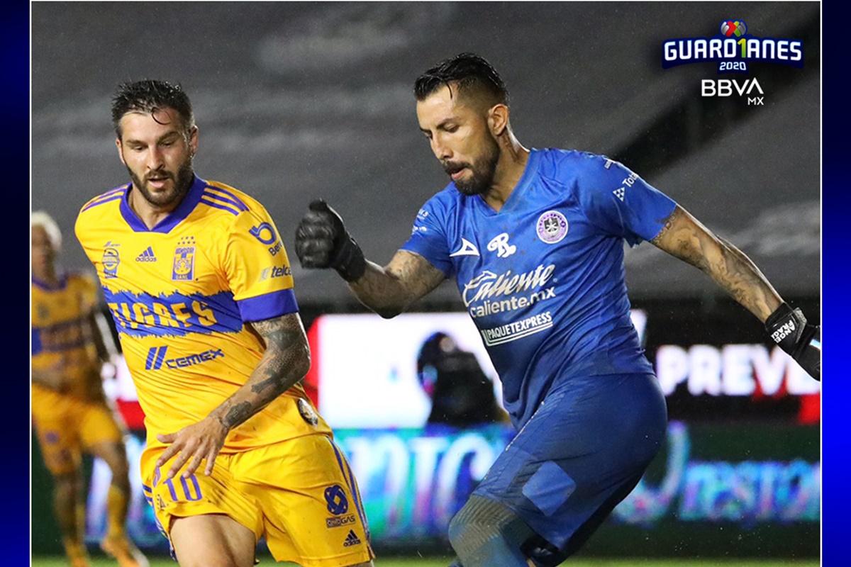 Mazatlán le quita la victoria a Tigres: Foto: Liga MX