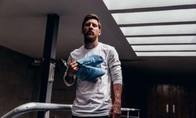 Messi sigue en rebelión. Foto: Twitter