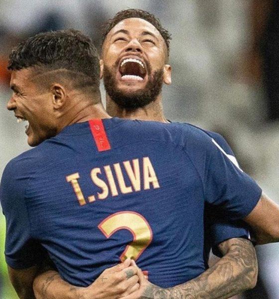 Neymar se queda con el PSG. Foto: Twitter Neymar