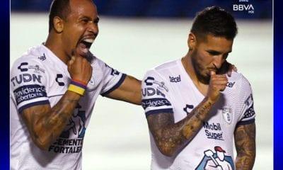 Pachuca empata con Tigres. Foto: Liga MX