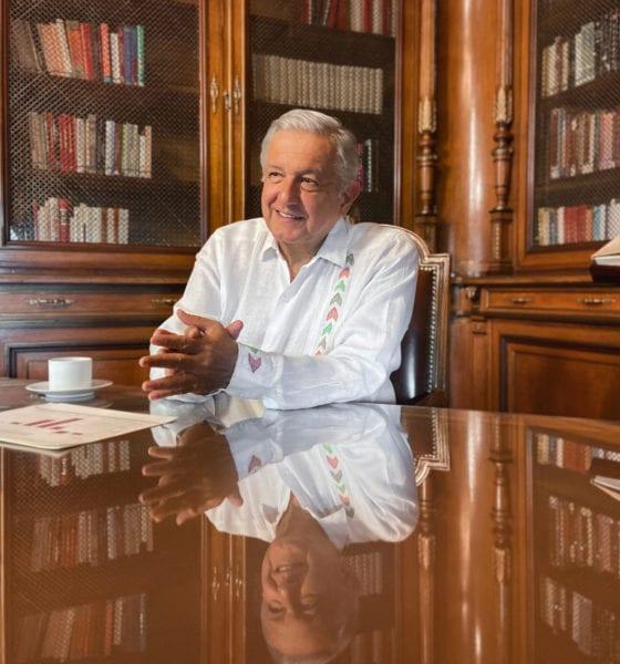 Presidente de México ve signos de recuperación económica. Foto: Twitter