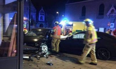 Futbolista mexicano Protagoniza accidente. Foto: Twitter