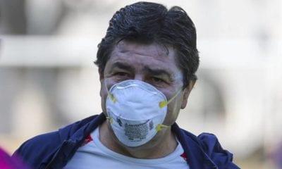 Tena aceptó superioridad de Santos. Foto: Twitter