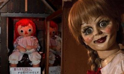 Anabelle, película, paranormal