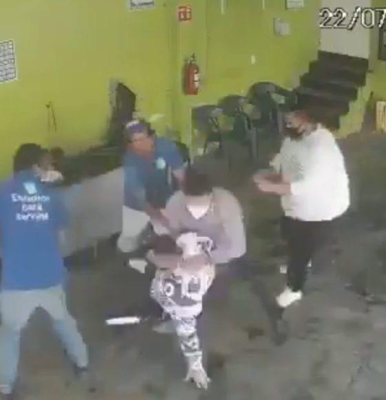 asalto, quesadillas, ladrón, asaltante