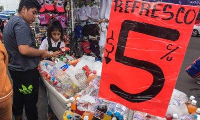 Prohíben venta y consumo de bebidas azucaradas a menores de edad en Oaxaca