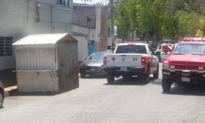 "Detectan bodega de ""huachicoleo"" en Tlalnepantla"