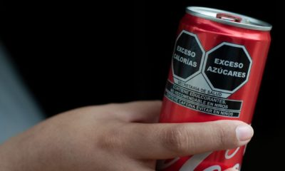Coca-Cola, etiquetado, comida chatarra
