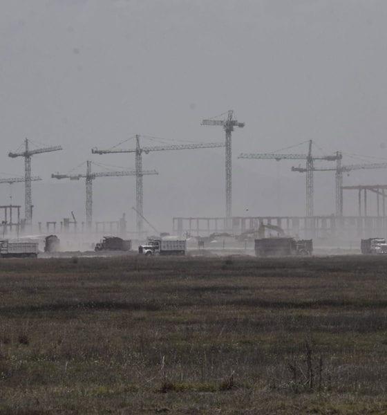 En marzo de 2021 será inaugurado el Aeropuerto Internacional Felipe Ángeles