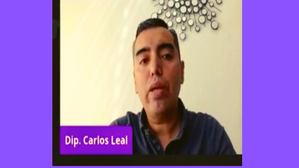 dip Carlos leal con siete24