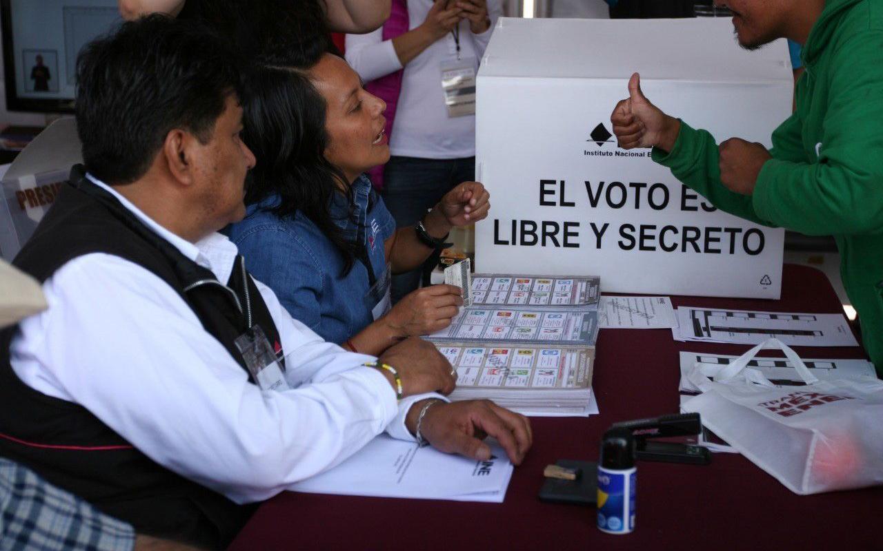 """Lanza SABER VOTAR estudio sobre la """"oposición"""" para elecciones del 2021"""