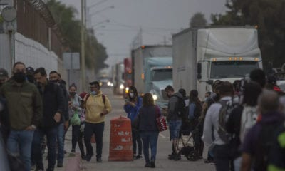 Frontera entre México y EU podría permanecer cerrada hasta septiembre