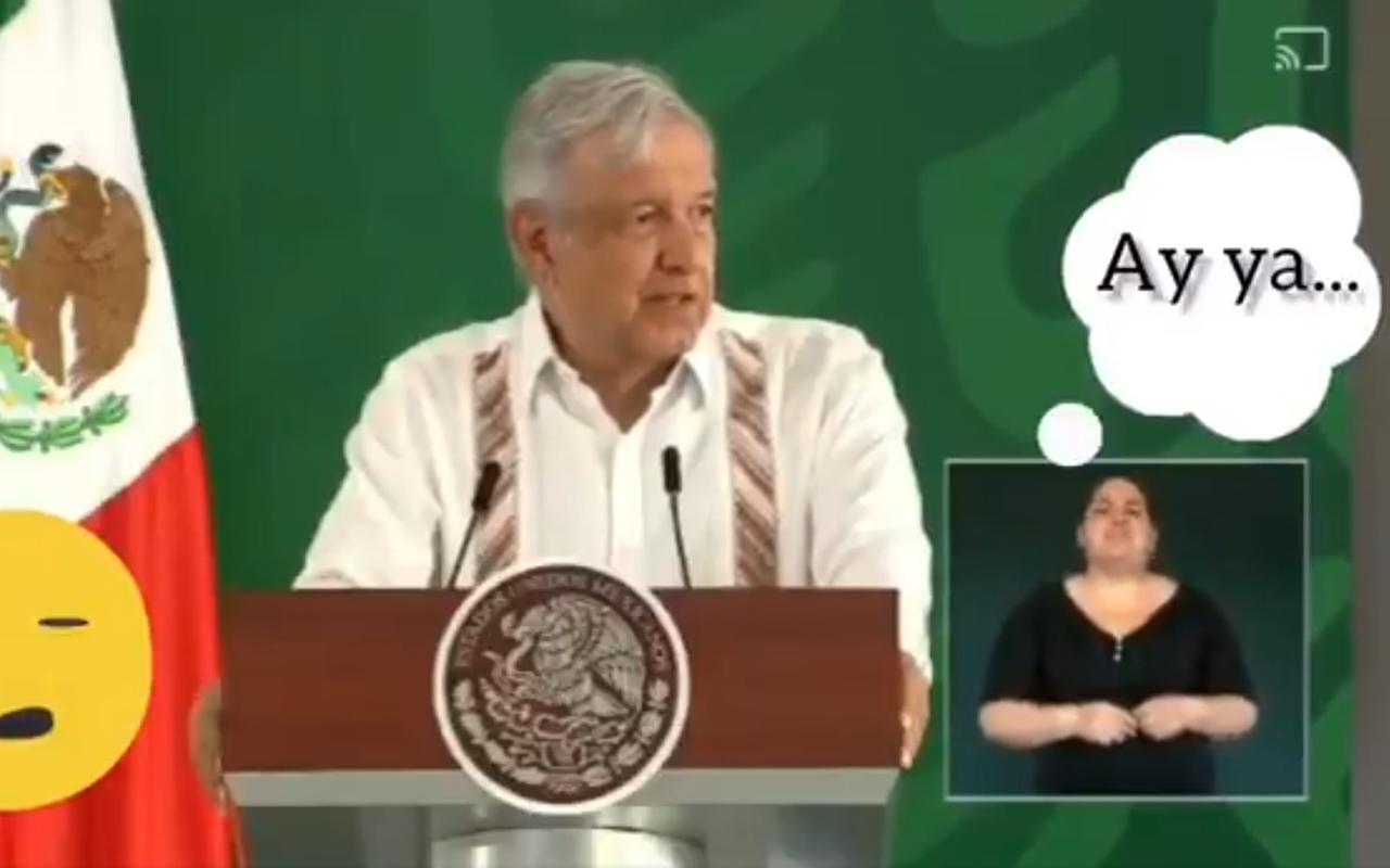 """Intérpretes envían mensajes """"incongruentes"""" del discurso de AMLO"""