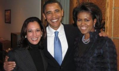 Kamala Harris va con Biden contra Trump en elecciones