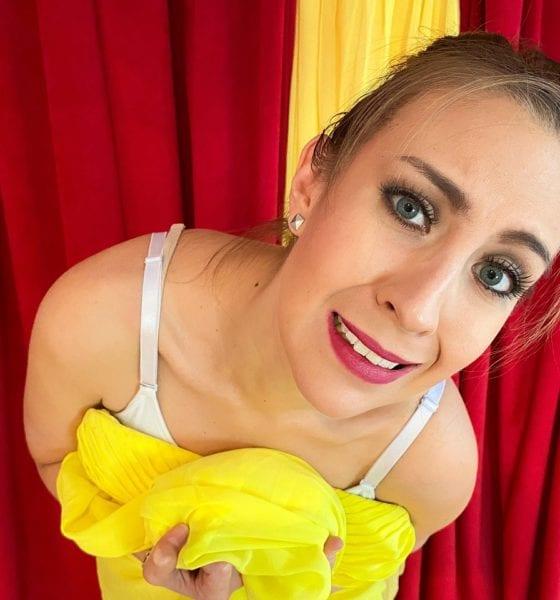 Crisanta Gómez en La Avestruz