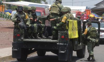 Sedena investiga a 24 militares por operativo en Nuevo Laredo