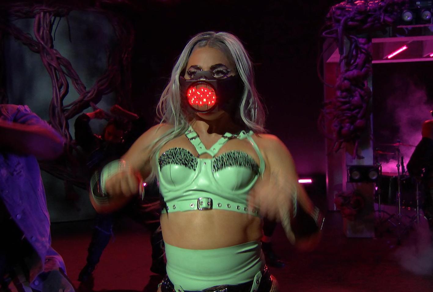 MTV VMA LADY GAGA 2020