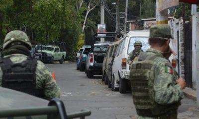La seguridad se garantiza con inteligencia, más que con fuerza pública: AMLO