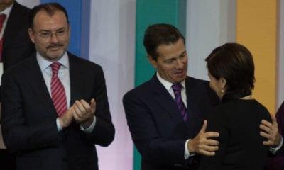 Emilio Lozoya sí cooperó; Rosario Robles, no: FGR