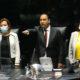 Eligen a Eduardo Ramírez como presidente del Senado