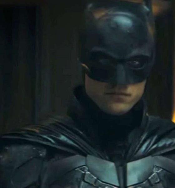 Robert Pattinson es Batman