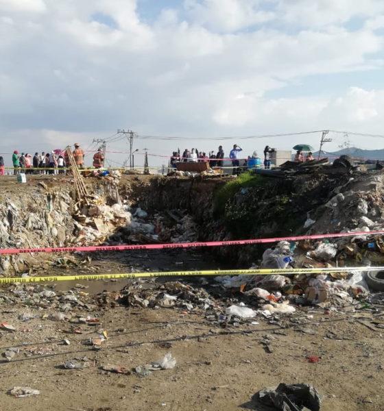 Cierran tiradero clandestino en Ecatepec