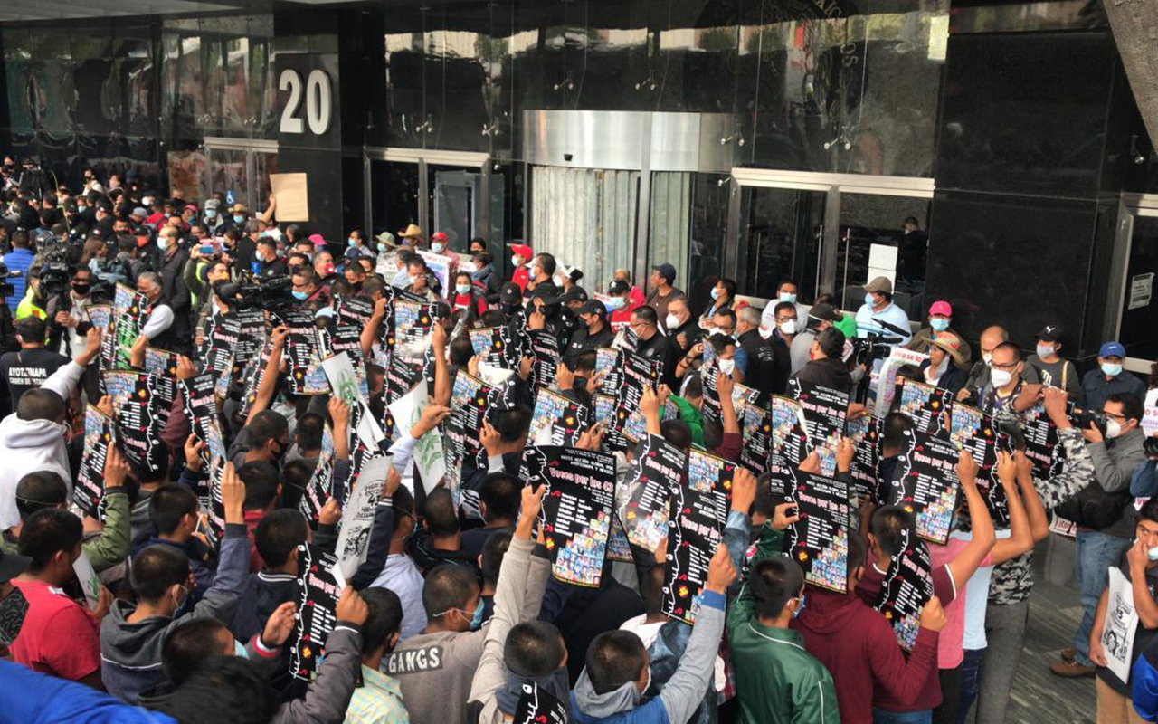 Sin verdad y justicia a 6 años de Ayotzinapa: padres de normalistas