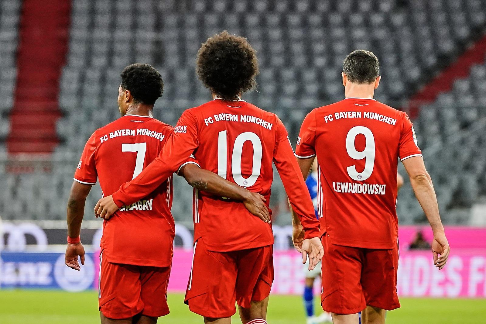 ¡Que bávaro! Bayern Munich golea 8-0 al Schalke 04. Noticias en tiempo real