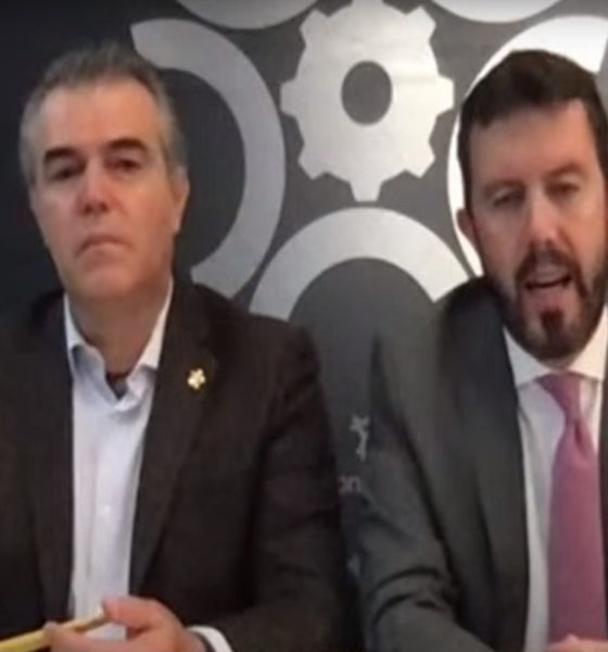 CONCAMIN firma convenio con American Society of México