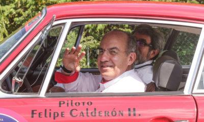 AMLO confunde la República con un Circo Romano: Calderón