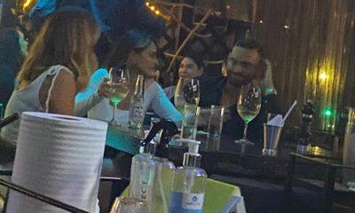 Captan a jugador de Monterrey en un antro. Foto: Twitter