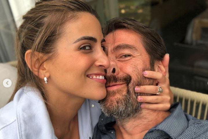 Eduardo Videgaray y Sofia Rivera Torres