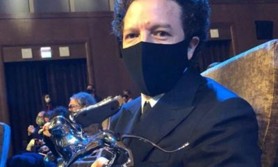 Michel Franco León de plata
