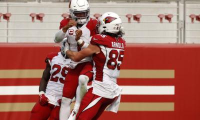 Cardinals supera a los 49ers en la semana 1 de la NFL. Foto: Twitter
