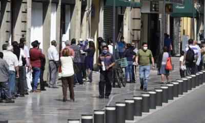 Centro Histórico abre más tiempo pese a Covid-19. Foto: Cuartoscuro