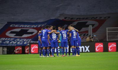 Cruz Azul a punto de igualar marca histórica. Foto: Twitter Cruz Azul