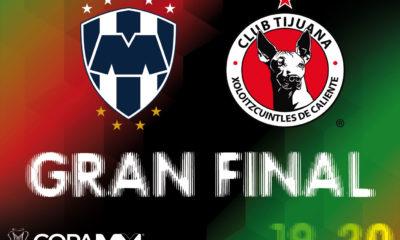 Definidas las fechas de la final de la Copa MX. Foto: Twitter