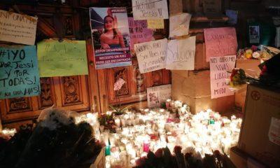 Encuentran el cuerpo sin vida de Jessica. Foto: @YunuenVillaseor