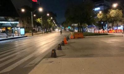 FRENAAA levanta plantón… de avenida Juárez