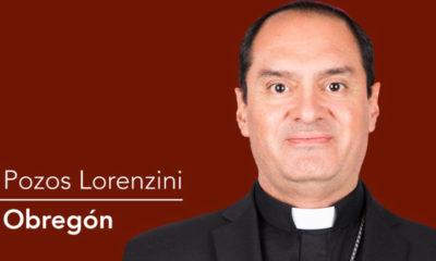Papa Francisco nombra a Felipe Pozos nuevo obispo de Ciudad Obregón