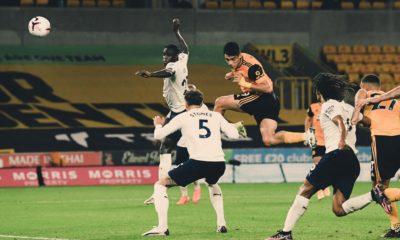 Gol de Raúl Jiménez no fue suficiente. Foto: Twitter Wolves