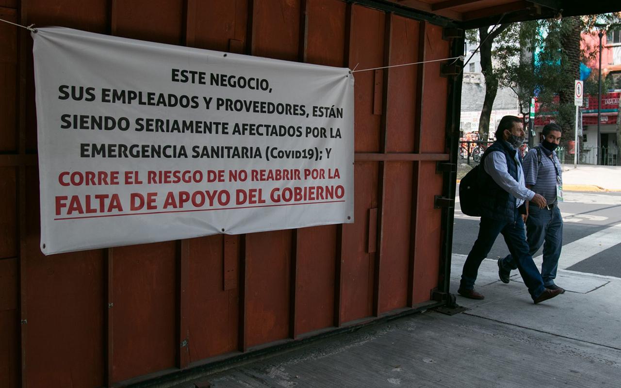 Sin vacuna contra Covid no hay economía normal: Herrera