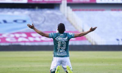 León le pegó a Querétaro. Foto: Twitter León