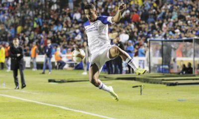 Liderato no le quita el sueño a Cruz Azul. Foto: twitter Adrián Aldrete