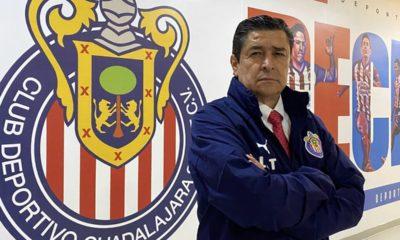 Los técnicos cesados en el Guard1anes 2020. Foto: Twitter Luis Fernando Tena