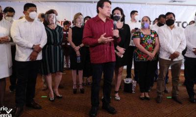 Delgado llama a ministros revisar consulta de juicio a expresidentes