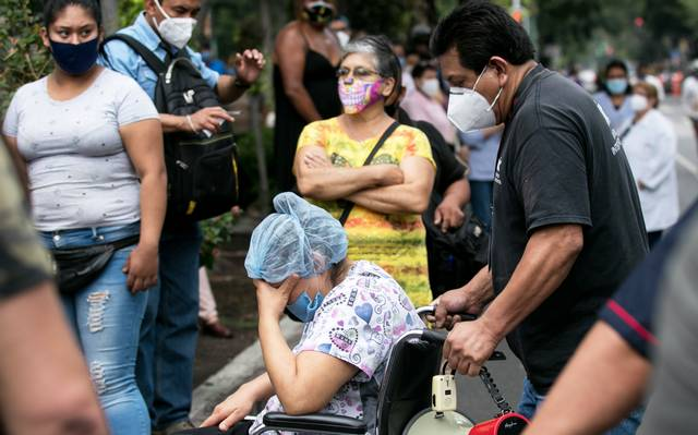 México aumenta casos de muertes por Covid-19. Foto: Cuartoscuro