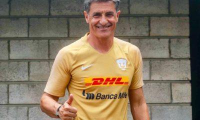 Míchel no se arrepiente de haber dejado a Pumas. Foto: Twitter Miguel González