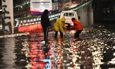 Mujer perdió la vida en inundación. Foto: Cuartoscuro